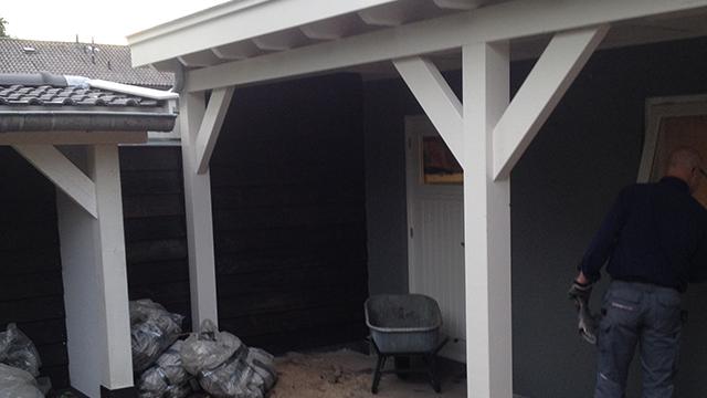 Verbouwing van een woonhuis in apeldoorn renovatie van keuken en