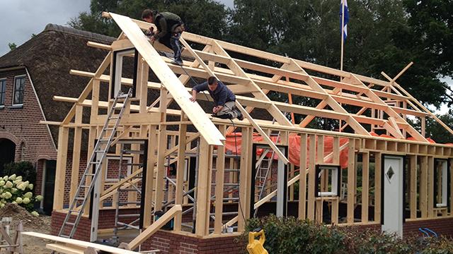 Nieuwbouw woningen een nieuw huis bouwen bij van den berg for Nieuw huis bouwen