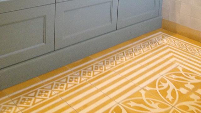 Gele Vloertegels Badkamer : Vloer tegels geel vloertegels kroon keramiek leverancier van
